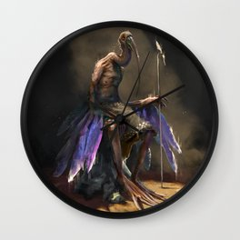 Thoth decay's. Wall Clock