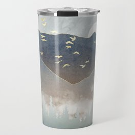 Blue Mountain Mist Travel Mug