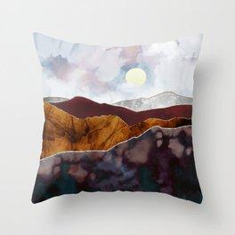 Distant Light Throw Pillow