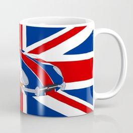 Shaguar (on Union Jack) Coffee Mug