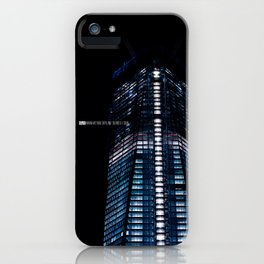 Manhattan Skyline Series 006 iPhone Case
