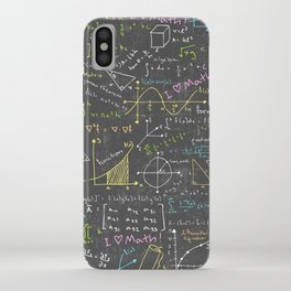 Math Lessons iPhone Case