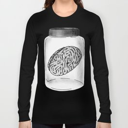 Brain Jar Long Sleeve T-shirt