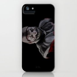 Twisty the Clown - iPad painting iPhone Case