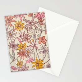 Pretty Floral Stationery Cards