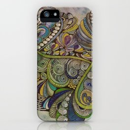 Loop da Loop iPhone Case