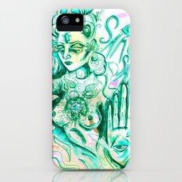 Samsara V3 iPhone Case