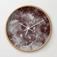SKULL#03 Wall Clock