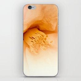 camellia II iPhone Skin