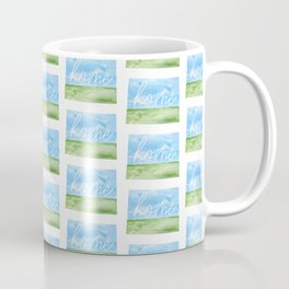 Wyoming Home State Coffee Mug