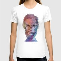 lincoln T-shirts featuring Zombie Lincoln by Albert F. Montoya