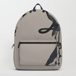 Anxiety (Black Variant) Backpack