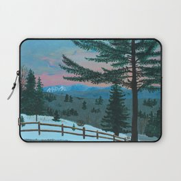 VT Cabin View Laptop Sleeve
