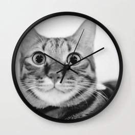 Stun Wall Clock