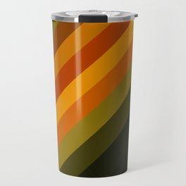 Rainbow color Travel Mug