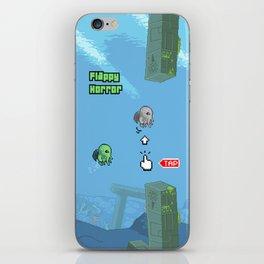Flappy Horror - Cthulhu! iPhone Skin