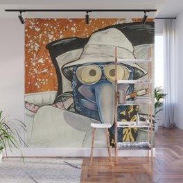 Fear & Loathing Gonzo Wall Mural