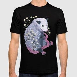 possum & fleabane T-shirt