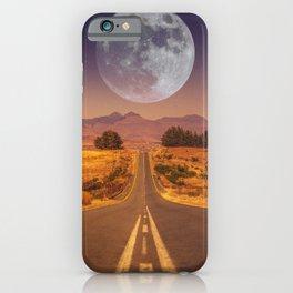 Lunar 2 iPhone Case