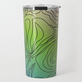 Swirled Nature Travel Mug