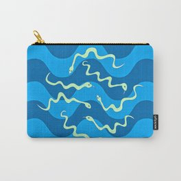 Water Snakes. Carry-All Pouch