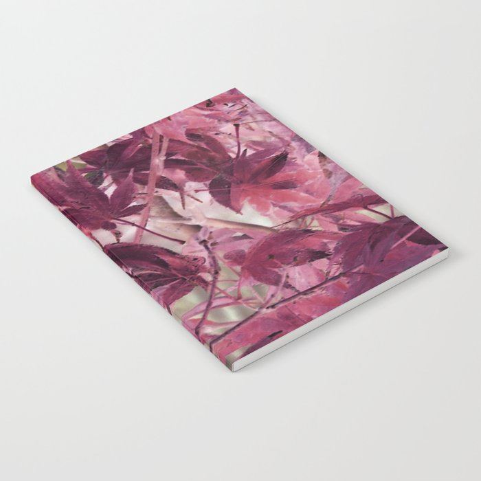 Red Fall Notebook