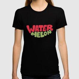 Watermelon Typography T-shirt