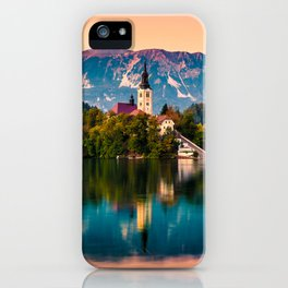 BLED 06 iPhone Case
