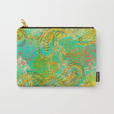 Paisleys and Blooms Carry-All Pouch