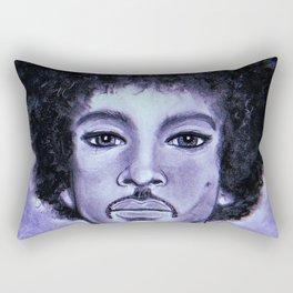 Purple 1 Rectangular Pillow