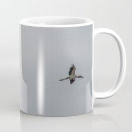 Woodstorks in Flight Coffee Mug