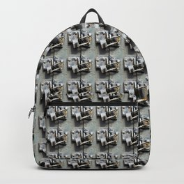 Lock Up  Backpack