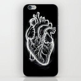 Telltale Heart iPhone Skin