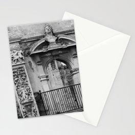 Balcony at Kirby Hall Stationery Cards