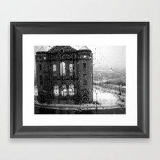 Out of focus Framed Art Print