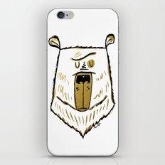 The Golden Bear iPhone & iPod Skin