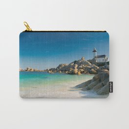 Pontusval Lighthouse Carry-All Pouch