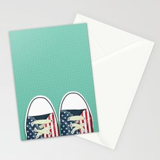 Casual American Stationery Cards