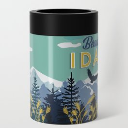 Beautiful Idaho Can Cooler