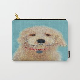 Labradoodle Ginger Carry-All Pouch