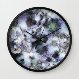 The soft and the static Wall Clock