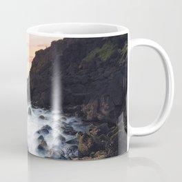 Misted Rocks Coffee Mug