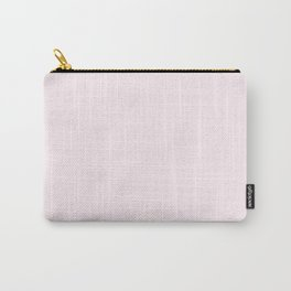 Lavender Blush - solid color Carry-All Pouch