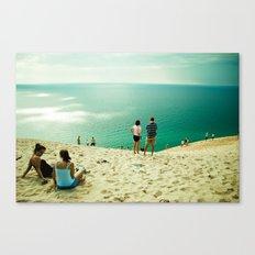 Lookout Canvas Print