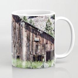 Old Western Barn Coffee Mug