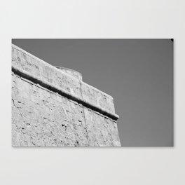 Bastions Canvas Print