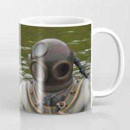 Greek Sponge Diver Coffee Mug