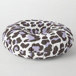 Snow Leopard Pattern_C Floor Pillow