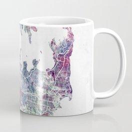 Sydney map Coffee Mug