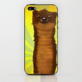 Weasel iPhone Skin